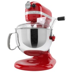 Kitchen Aid Products Portable Island With Stools Kitchenaid Pro 600 Stand Mixer Flex Edge Empire Red Kp26m1xfer London Drugs
