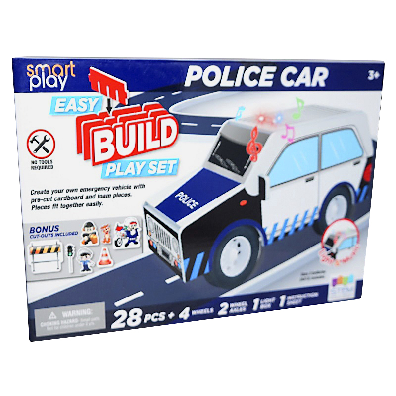 easy build car set