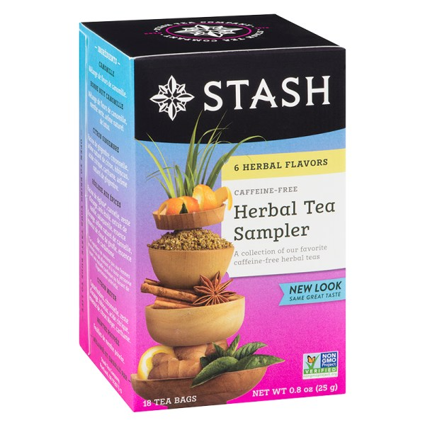 Stash Herbal Tea Sampler - Assorted Flavours 18' London Drugs