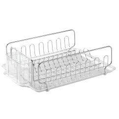 Kitchen Drying Rack Unique Tools Interdesign Forma Dish Drainer Stainless Steel London Drugs