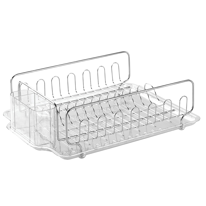 kitchen drying rack layout ideas interdesign forma dish drainer stainless steel london drugs