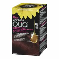 Garnier Olia Hair Colour - 4.6 Dark Intense Auburn ...