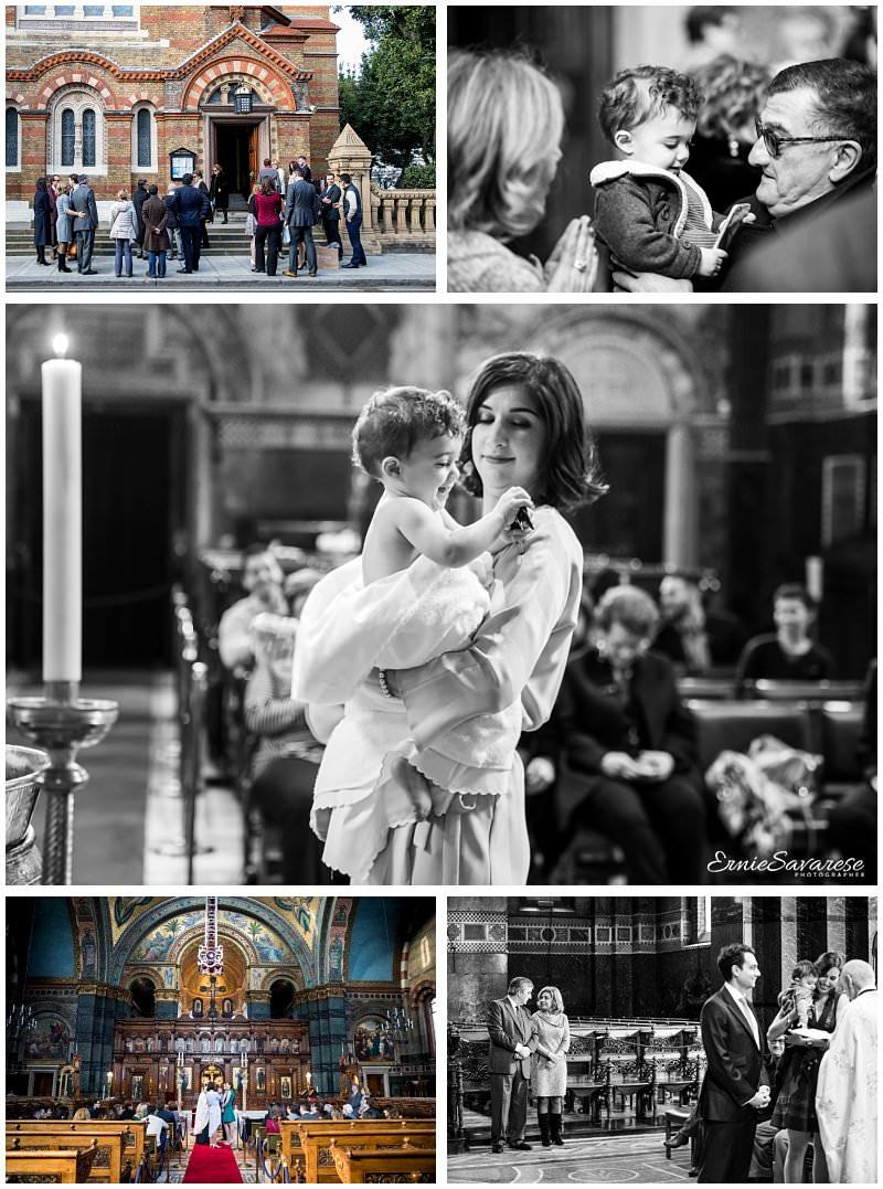 Christening Photographer London