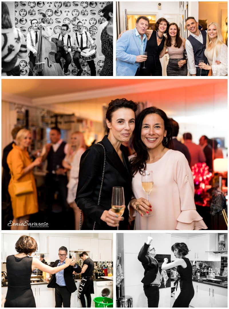 Birthday Party Event Photographer Kensington London