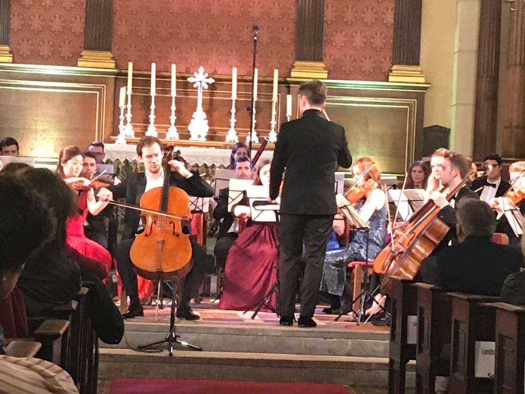 Belarusian cellist Aleksei Kiseliov