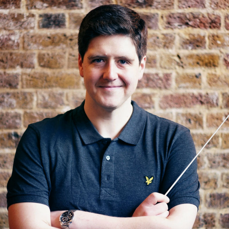 Michael Thrift, conductor
