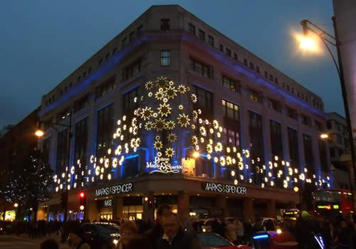 Christmas Lights Dance