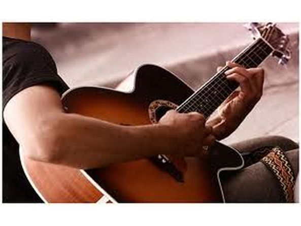 beginner guitar lessons London