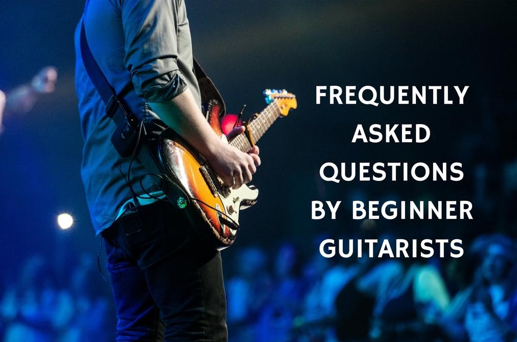 5 Tips for beginner guitarists