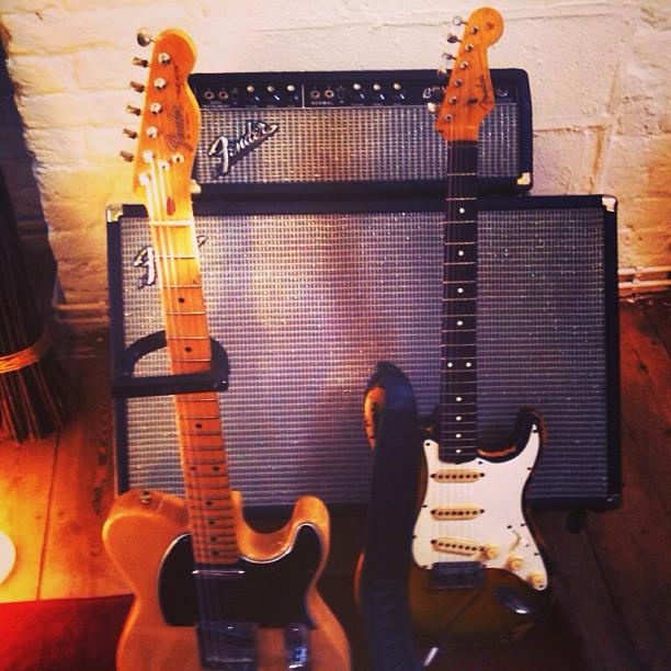 Guitar Lessons London-London Guitar Academy