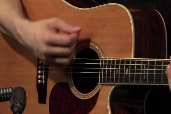 Acoustic Guitar Techniques