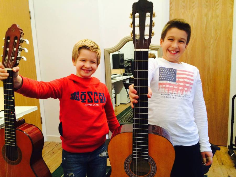 Beginners Guitar lessons Wimbledon
