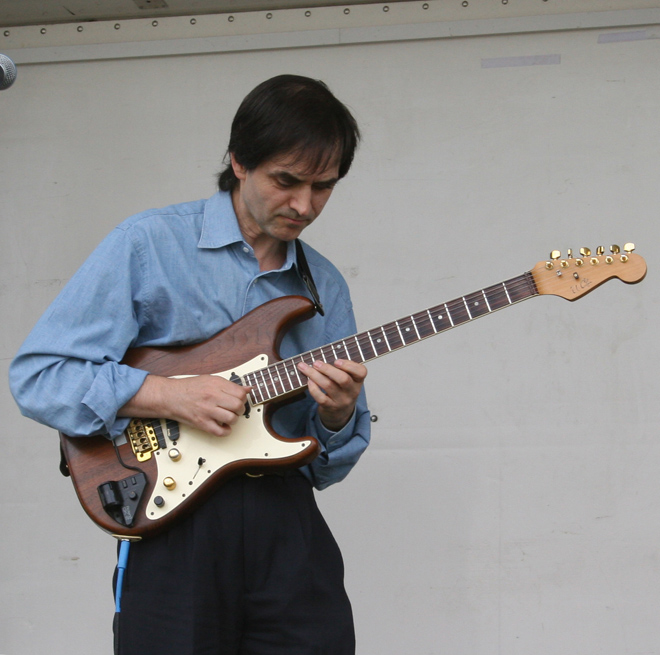 Blues Guitar Masterclass