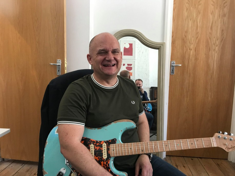 City Of London Guitar Lessons