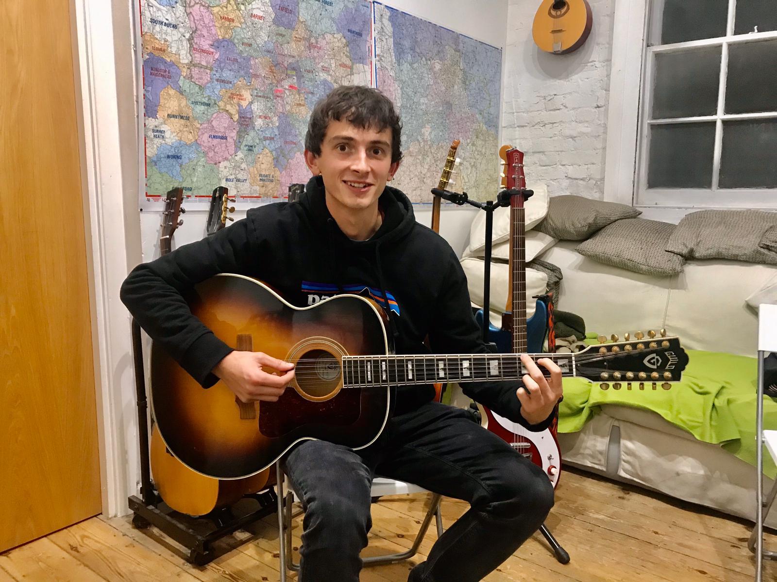 Guitar Practice Tips