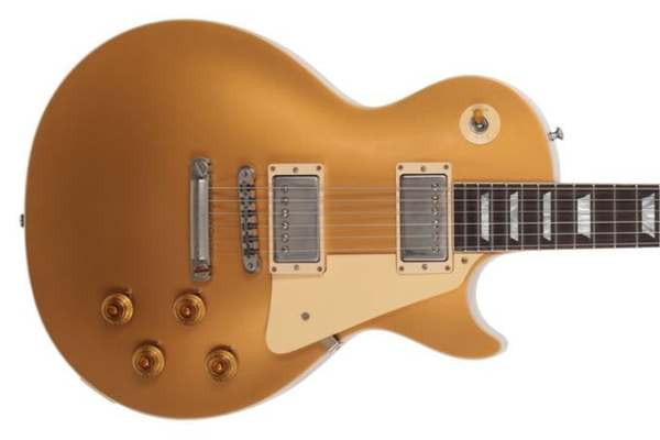 Gibson Goldtop Traditional Les Paul