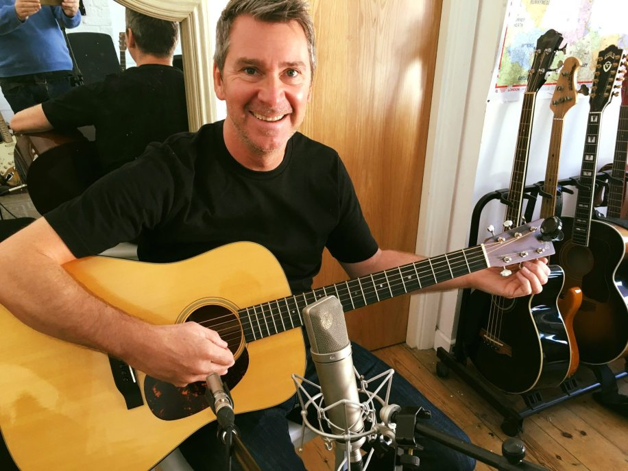 Guitar Lessons Belgravia