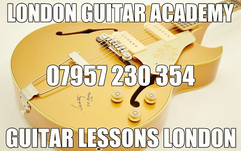 Guitar Lessons Camden NW1 London