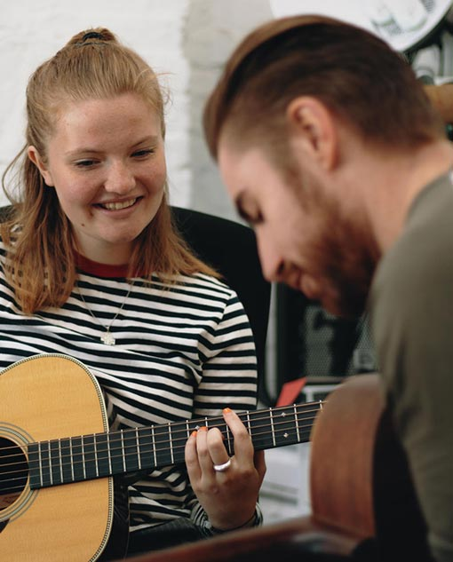 Guitar Lessons Canning Town