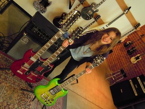 Guitar Lessons Chelsea