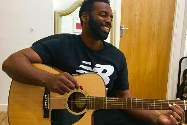Guitar Lessons Harlesden London NW10