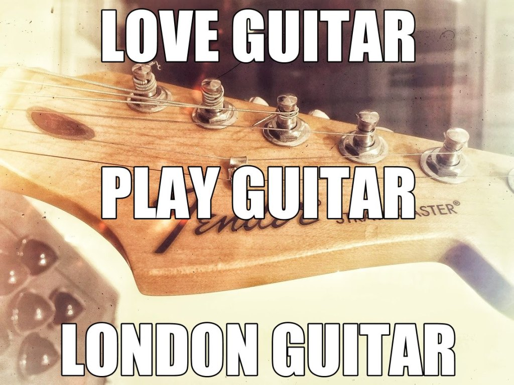 Crouch End Harringay Highbury Holloway Islington Manor House Stroud Green Guitar Lessons