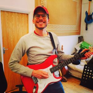 private guitar lessons london