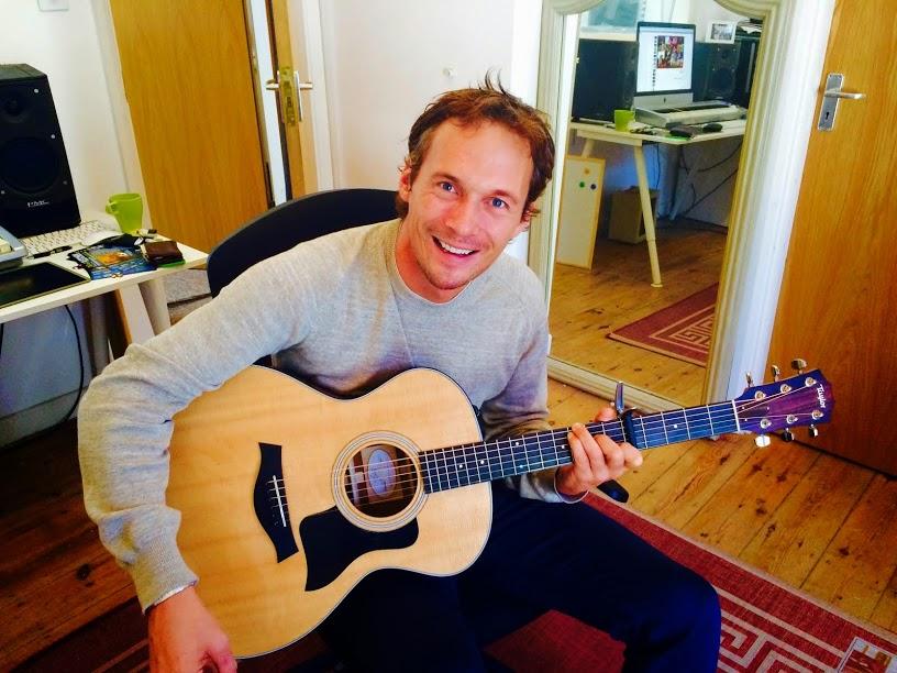 Guitar Lessons Kingston upon Thames Hampton Court Surbiton