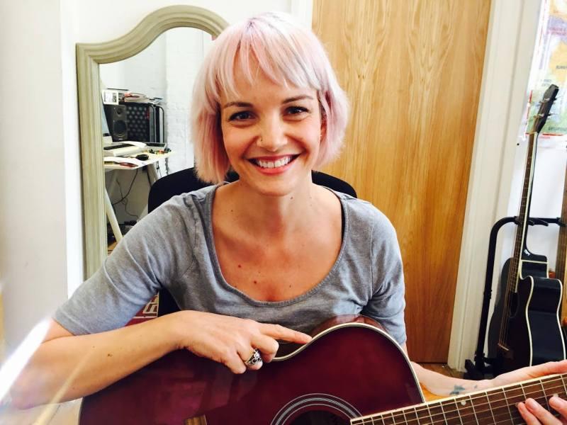 Guitar Lessons Lewisham