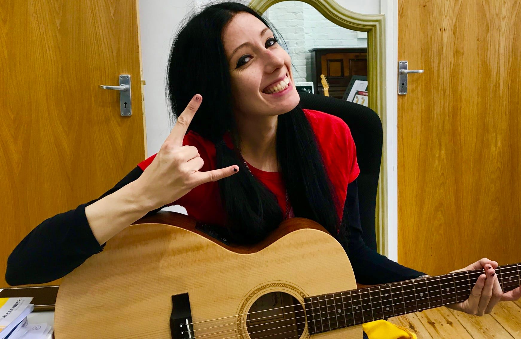 Camden Guitar Lessons