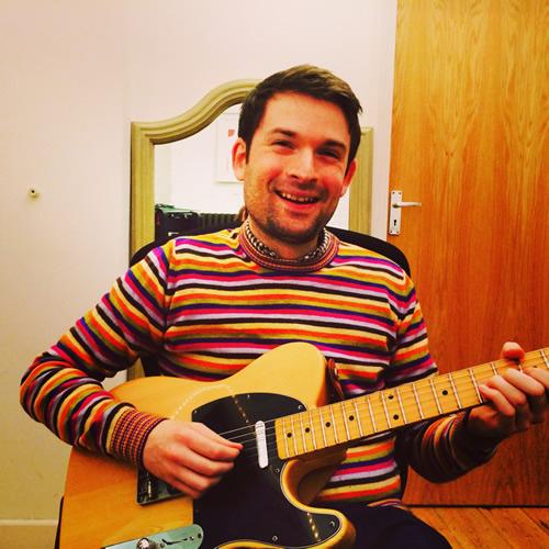 Guitar Lessons Sutton