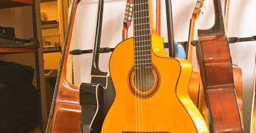 Guitar Lessons and Guitar Teachers in West Norwood