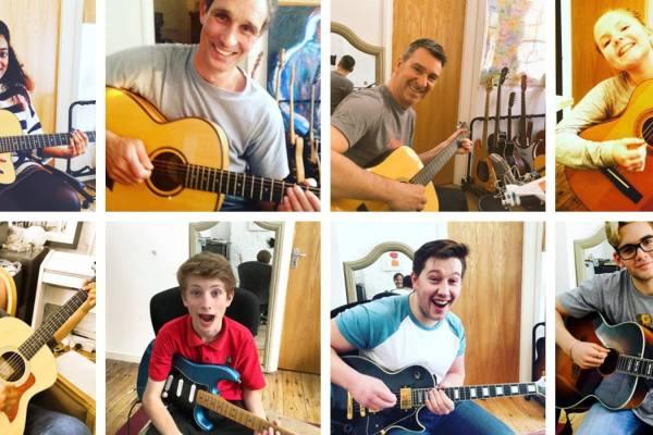 Guitar Lessons Leyton