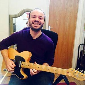 Guitar SW19 Wimbledon