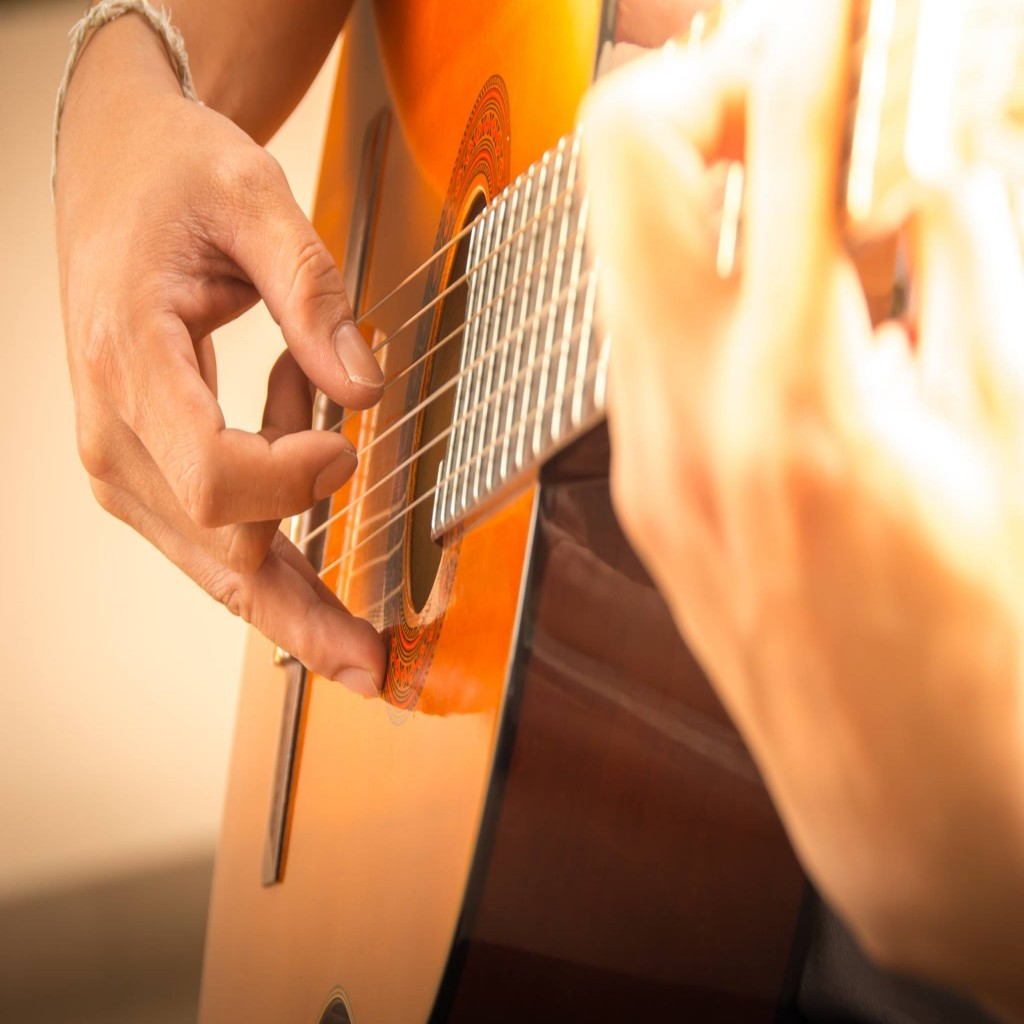Guitar Lessons Cricklewood
