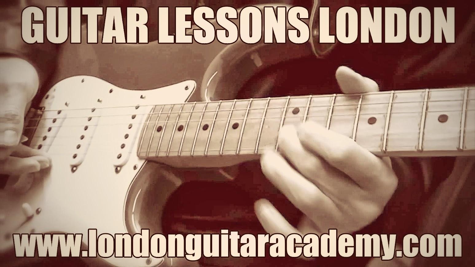 Guitar Teacher Central London