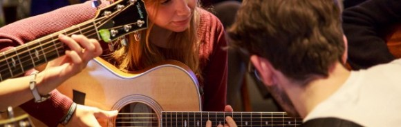 Guitar Tuition in East London