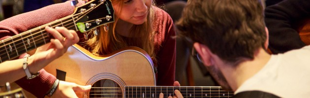 Guitar Lessons London Borough of Richmond upon Thames