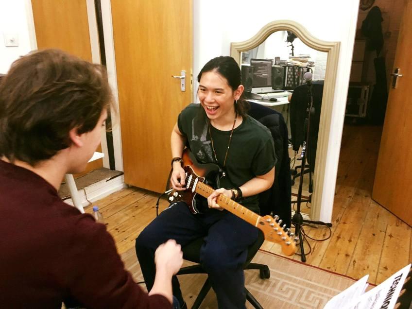 Plaistow Guitar Lessons