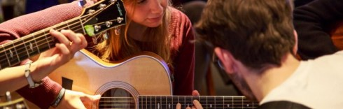 Guitar Lessons For Near Beginners