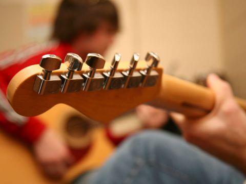 Guitar Lessons Mayfair