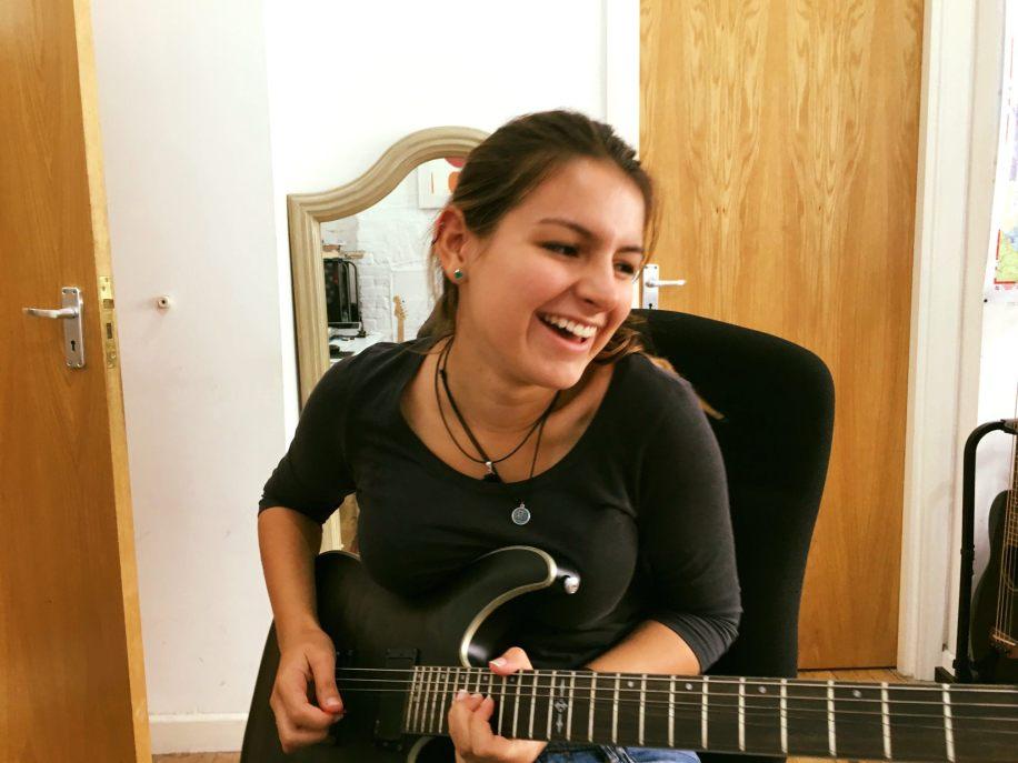 Marylebone Guitar Lessons
