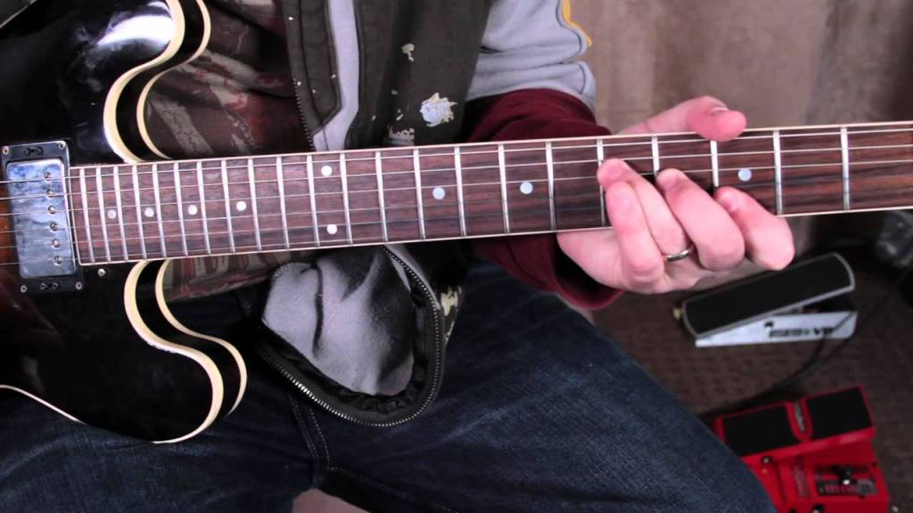 Intermediate Guitar Lesson- London Guitar Lessons