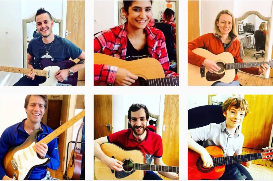 Kilburn Guitar Tuition