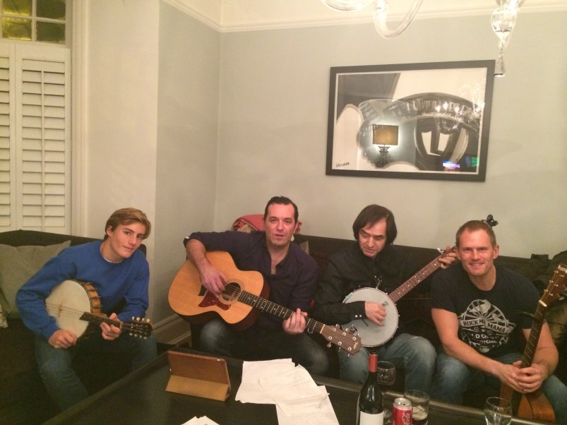 Country Guitar Lessons Bluegrass Guitar Lessons London
