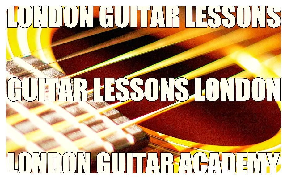 London Guitar School - Guitar Lessons London - London Guitar Academy