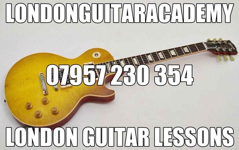 London Guitar teachers
