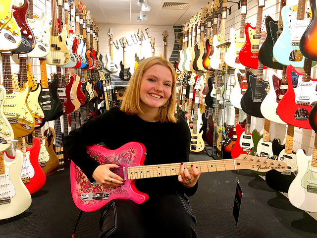 Kensington and Chelsea Guitar Lessons