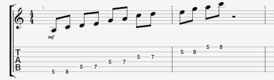 Mastering the Pentatonic Carlos Santana