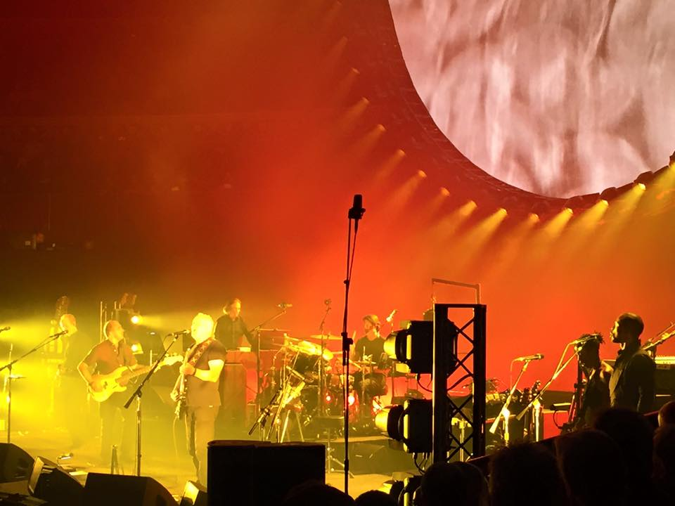 Pink Floyd's David Gilmour Gig Review Royal Albert Hall London
